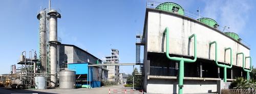 永安双华化工生产区